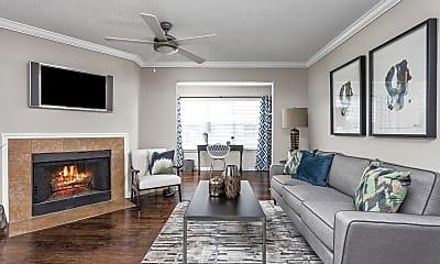 Living Room, Arbors River Oaks, 0