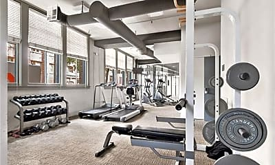 Fitness Weight Room, 1111 S Peters St 205, 2