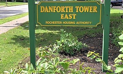 Danforth Tower East, 1