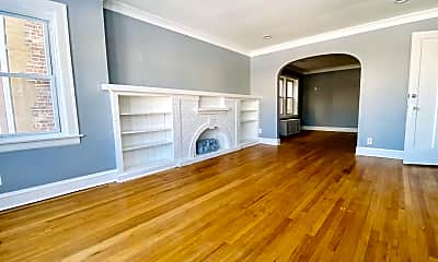 Living Room, 5143 W Barry Ave 1, 1