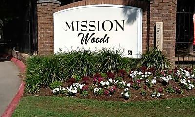 Building, Mission Woods, 0