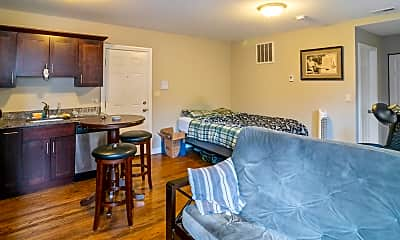 Bedroom, 7300 Madison St 104, 1