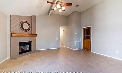 Living Room, 16915 Whitebrush Loop, 1