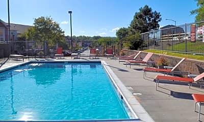 Pool, North Creek Apartment Homes, 1