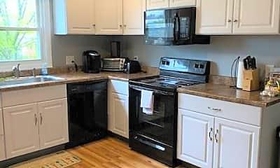 Kitchen, 72 Lowell St, 1
