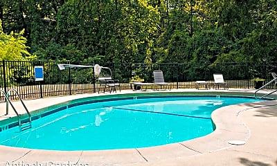 Pool, 8715 W. 65th St., 2
