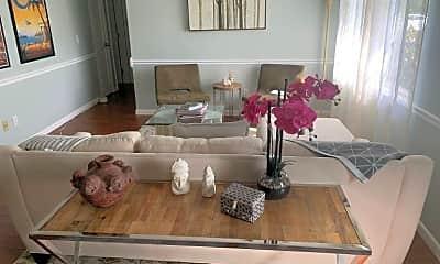 Living Room, 2300 NE 13th Ct, 1