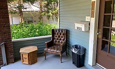 Patio / Deck, 2025 Sherman Ave, 2
