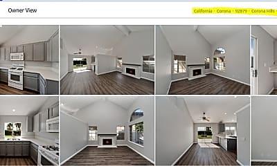 Living Room, 378 Glacier Cir, 1