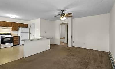 Living Room, 301 N 3rd St, 1