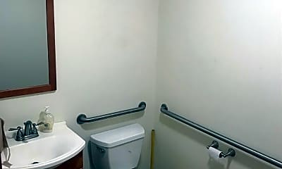 Bathroom, 24 E Main St, 2