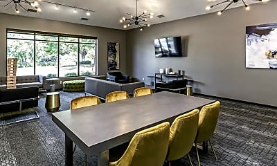Dining Room, Southwest Gables, 1