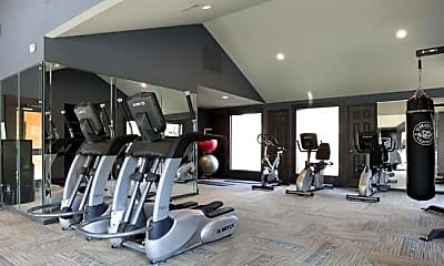 Fitness Weight Room, 10925 Briar Forest Dr, 2