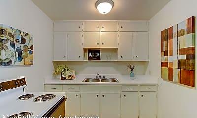 Kitchen, 1116 W Lilley Ave, 1