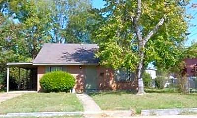 Building, 2642 Rutland St, 1