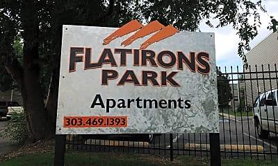 Flatiron Park Apartments, 1