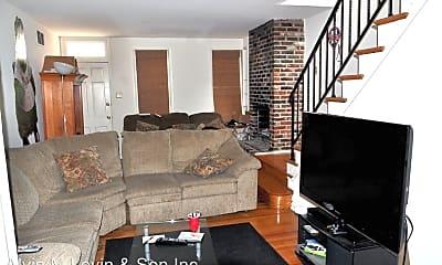 Living Room, 1308 Rodman Street, 2