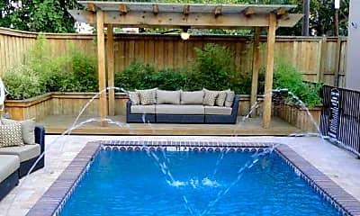 Pool, 2316 N Garrett Avenue, 1