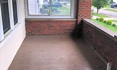 Patio / Deck, 6156 Kelsey Rd, 1