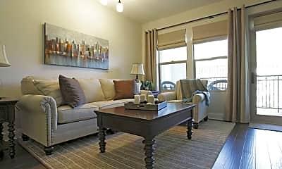 Living Room, The Horizons at Calabasas, 1