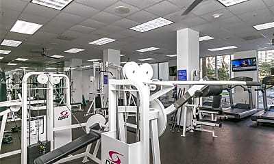 Fitness Weight Room, 19370 Collins Ave 203, 1