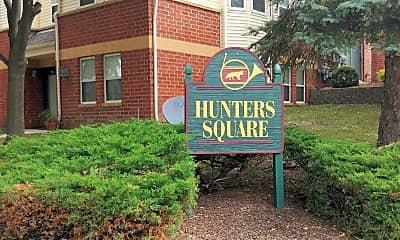 Hunters Square Apartment Homes, 1