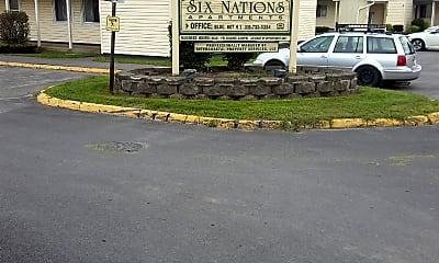 Six Nations Square, 1