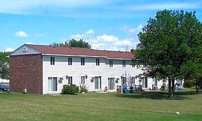 Building, Green Meadows Village, 2