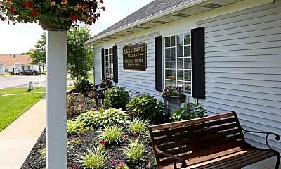 Leasing Office, Lake Park Village, 1