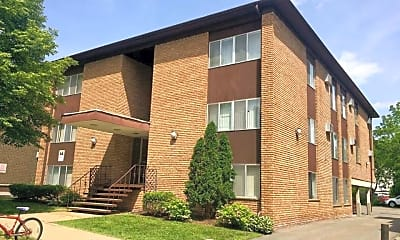 Building, 521 Walnut St, 1