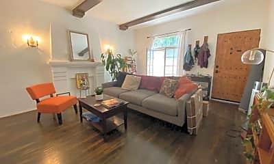 Living Room, 8317 Blackburn Ave., 0