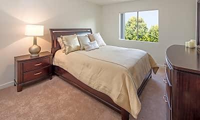 Bedroom, NMS Northridge: Apartments Near CSUN, 2