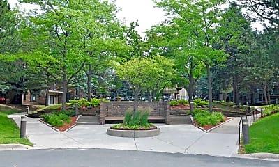 Landscaping, Cedar Hills Apartments, 2