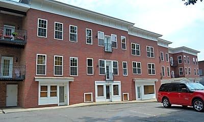 Building, Behrends Court, 0