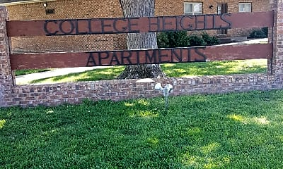 College Heights Apartments, 1