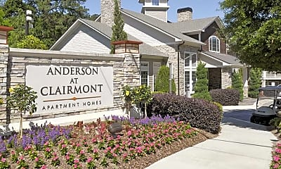 Building, Anderson At Clairmont, 2