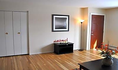 Living Room, Laurel Ridge Apartments, 1