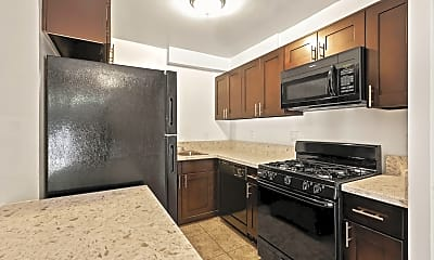Kitchen, Gloria Homes Apartment, 1