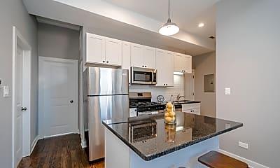 Kitchen, 2400 S Troy St 3R, 1