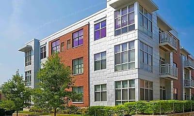 Building, Trostel Square, 0