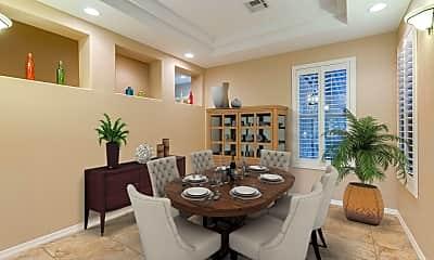 Dining Room, 2089 E Lynx Pl, 2