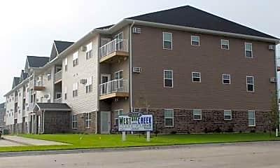 Building, West Creek Crossing Apartments, 0