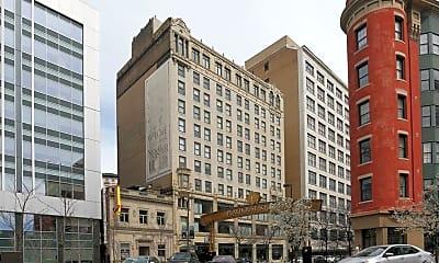Building, The Osborn/Huron Square, 0