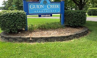 Guion Creek Apartments, 1