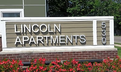 Lincoln Apartments, 1