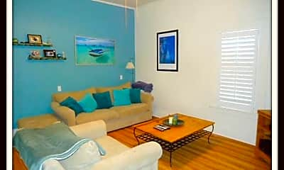 Living Room, 657 Humboldt Ave, 1