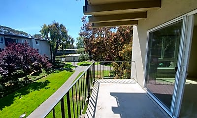 Patio / Deck, 821 N Humboldt St, 2