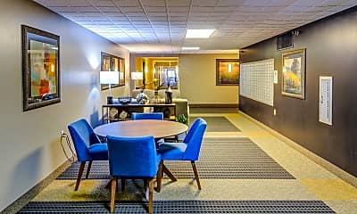 Clubhouse, Chardon Court Apartments, 0