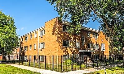 Building, 8352 S Ellis Ave - Pangea Real Estate, 2