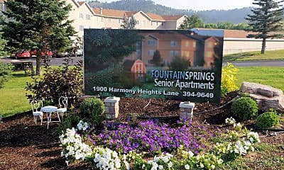 Fountain Springs Senior Apartments, 1